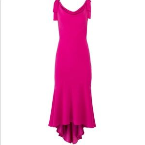 Stunning pink cocktail dress, Carmen Marc Valvo